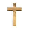 Croce in bronzo