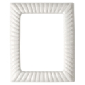 Picture of Rectangular photo frame - Empire - White