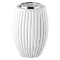 Immagine di Vaso portafiori - Impero bianco - Porcellana